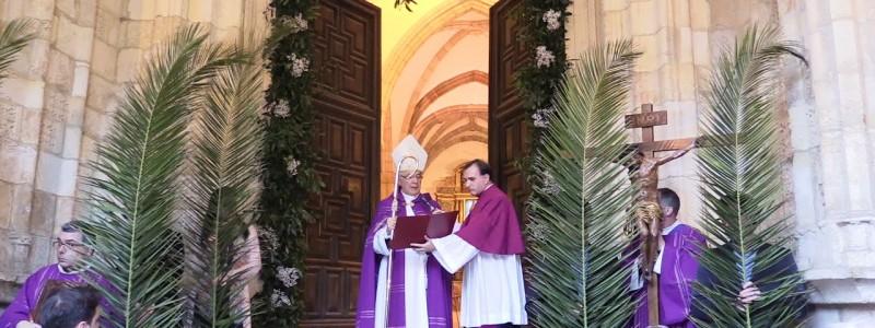 Ceremonia de apertura del Año de la Misericordia en la Diócesis de Santander