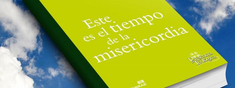"""Ya está disponible """"Este es el tiempo de la misericordia"""" de D. Manuel Sánchez Monge, en la Librería de Pastoral de la Diócesis *"""