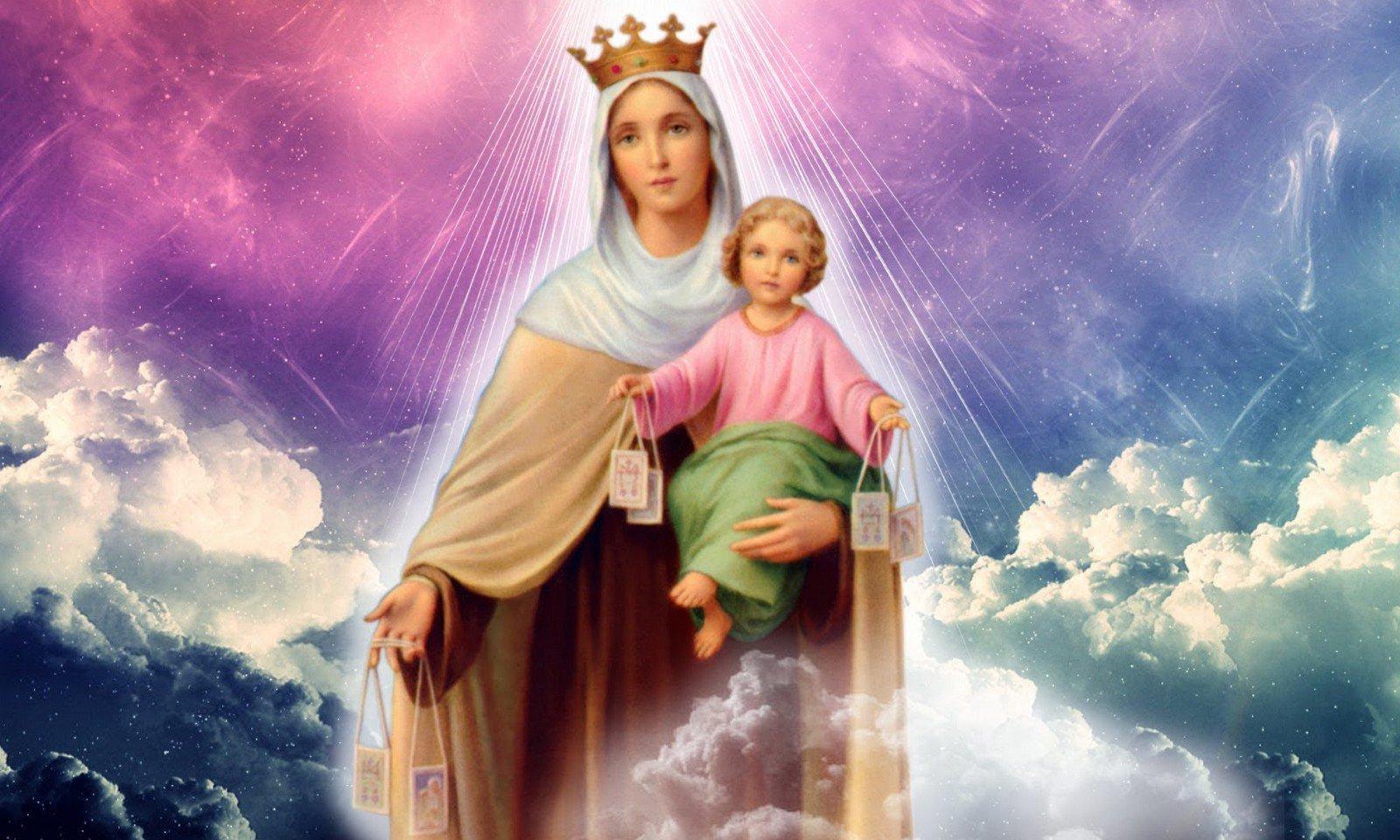 oración a la virgen maría diócesis de santander
